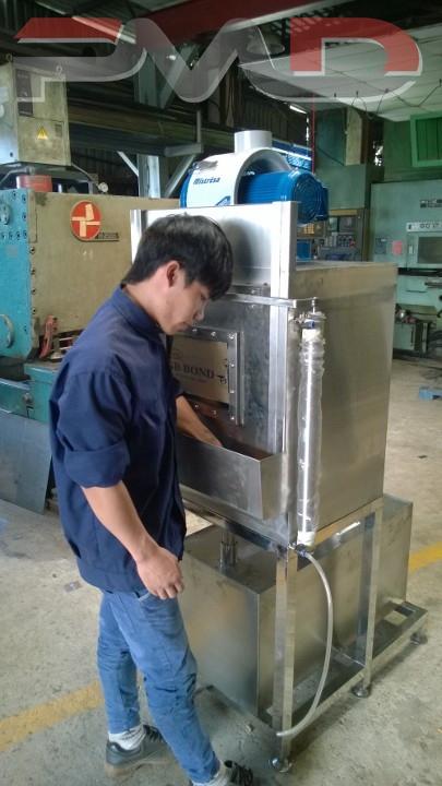 Máy rửa piston