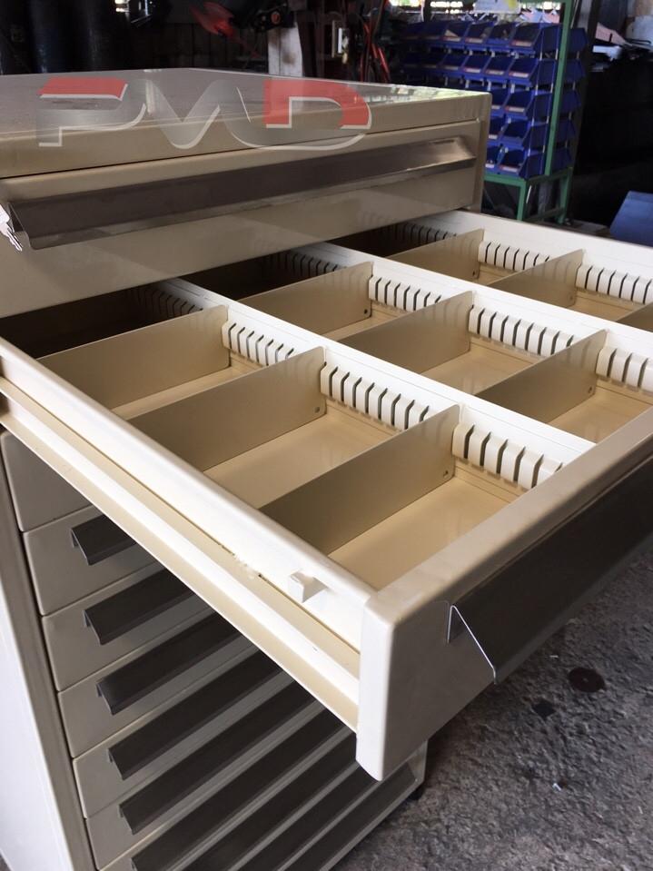 Tủ dụng cụ 8 ngăn