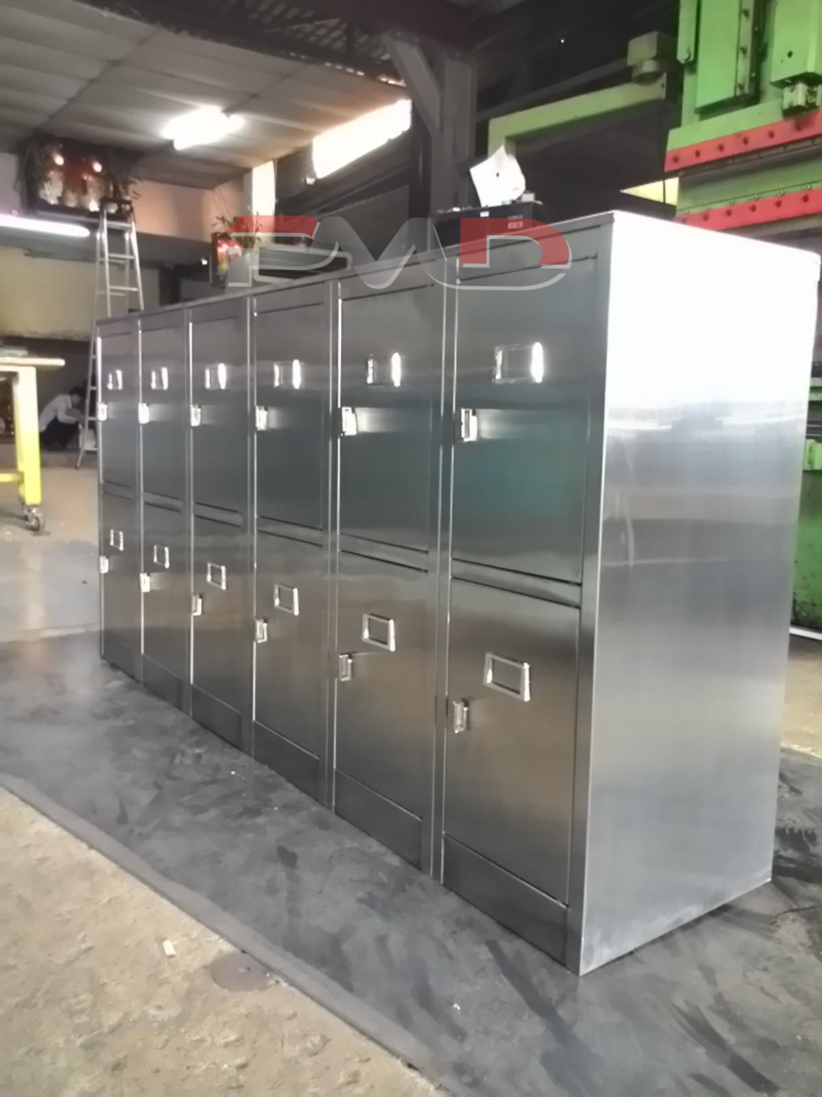 Tủ locker SUS304HL